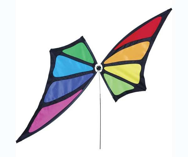 Premier designs rainbow butterfly spinner for Garden spinners premier designs
