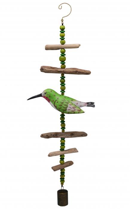 Songbird Essentials Hummingbird Driftwood Sculpture