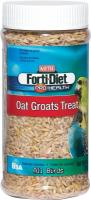 Oat Groats Treat Jar