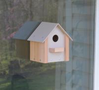 Songbird Essentials Window Bird House Display Box
