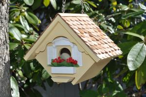 Wren / Chickadee Bird Houses by Home Bazaar