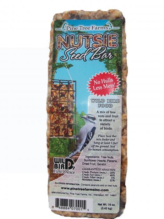 Pine Tree Farms Nutsie Bar 16 oz.