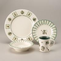 Pfaltzgraff Naturewood 16 Pc Set