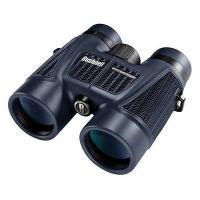 Bushnell 8x42 Black Roof BAK-4, WP/FP, Twist Up Eyecups, Clam 6 L