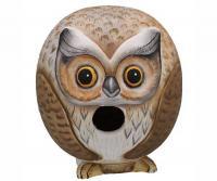 Bobbo Birdhouse Owl Ball 3-D