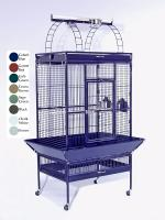 Parrt Wi Cage Clk30x22x60 2box