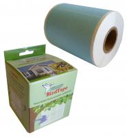 ABC Bird Tape 50 ft 3 inc x 3 inch Precut Bird Tape