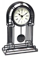 Infinity Cathedral Pendulum Tabletop Clock