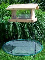 "Songbird Essentials 24"" Seed Hoop for Bird Feeder"