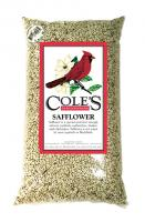 Cole's Wild Bird Products Safflower 10 lbs.
