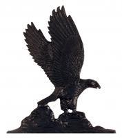 "30"" Eagle Weathervane - Rooftop Black"