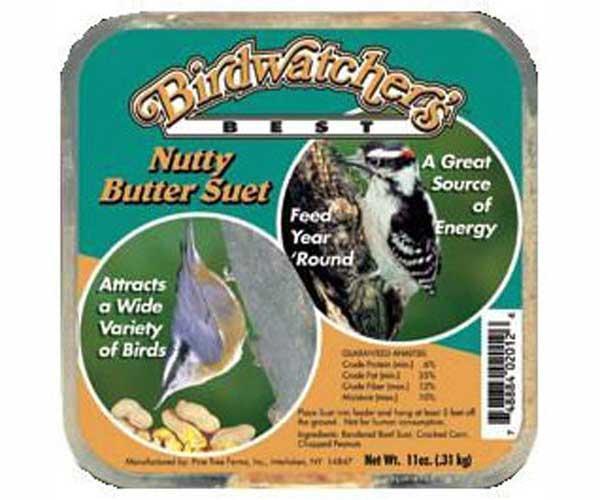 Pine Tree Farms Birdwatchers Best Nutty Butter