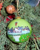 Songbird Essentials Ornament Cannonball