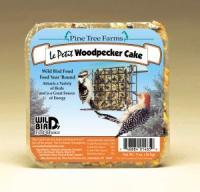 Pine Tree Farms 9 Ounce LePetit Woodpecker Cake