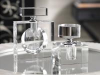 Zodax Modern Morocco Glass Perfume in Rectangular Shaped Bottle