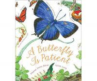 Chronicle Books A Butterfly Is Patient