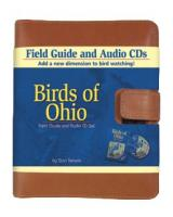 Adventure Publications Birds of Ohio Field Guide/CDs Set