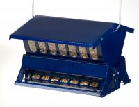 Kay Home Products Blue Absolute II Bird Feeder