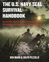 ProForce The U.S. Navy Seal Survival Handbook