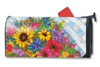 Magnet Works Blooming Basket MailWrap