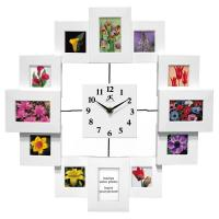 Infinity Time Capsule Wall Clock
