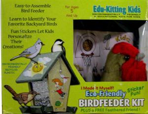 Bird House/Bird Feeder Kits by Rubicon