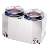 Tomlinson Dual Food Warmer, 8 Qt.