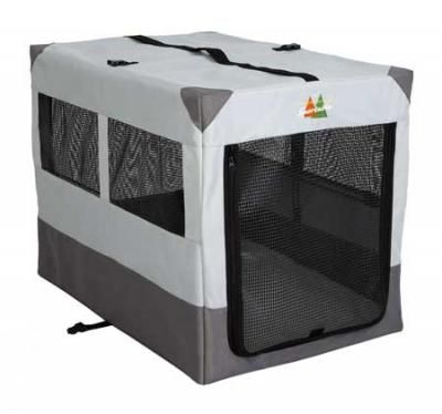 """Midwest Canine Camper Sportable Gray 36"""" x 25.5"""" x 28"""""""
