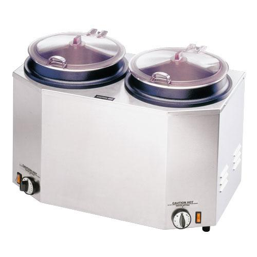 Tomlinson Dual Food Warmer, 8 Qt.
