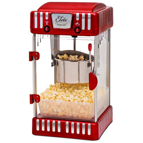 Elite Classic 2.5 Oz Kettle Popcorn Maker