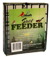 Heath Single Suet Bird Feeder