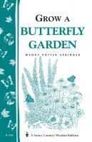Workman Publishing Grow A Butterfly Garden