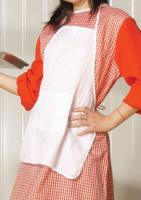 Dress Up America White Chef Apron - Size 6