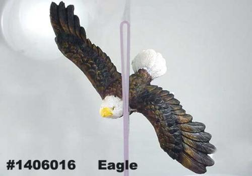 The Clark Collection Eagle Window Magnet