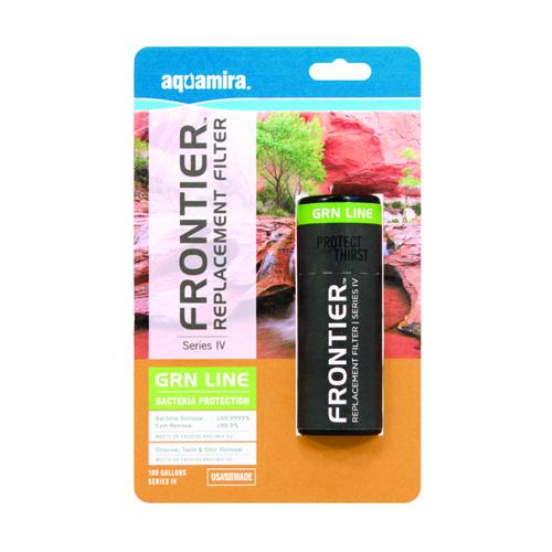 Frontier Max Replacement FilterGRN-IV-100