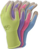 Nitrile Touch Gloves - Large
