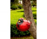 Evergreen Enterprises Cardinal Portly Birdhouse