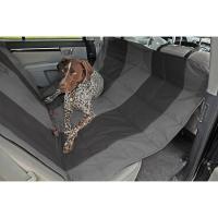 Velvet Hammock Seat Protector - Anthracite/Black