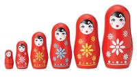 The Original Toy Company Cutie Nesting Doll