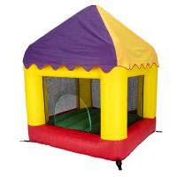 Bazoongi Kids Circus Cover for 6.25' x 6' Bounce House (Cover only)