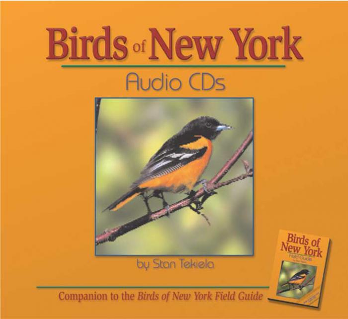 Adventure Publications Birds New York Audio CD