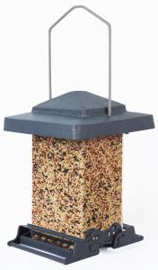 House / Hopper Bird Feeders by Heritage Farms