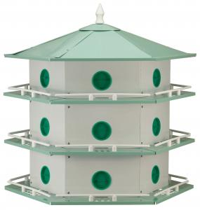 Purple Martin Houses by Heath