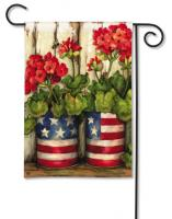 Magnet Works Glory Garden, Garden Flag