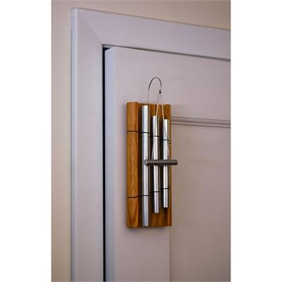 Woodstock chimes zenergy door chime for Door open chime