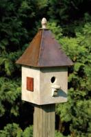 Heartwood Songbird Suite Birdhouse, Old World Finish