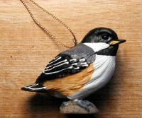 Songbird Essentials Baby Chickadee Ornament