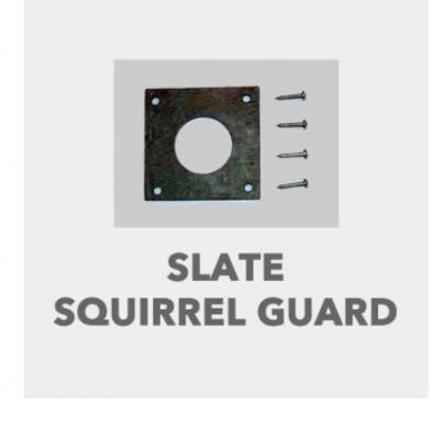 Coveside Slate Squirrel Guard