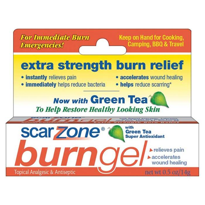 Scar Zone Burn Gel