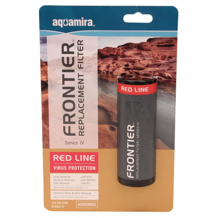 Frontier Max Replacement FilterRED-IV-120